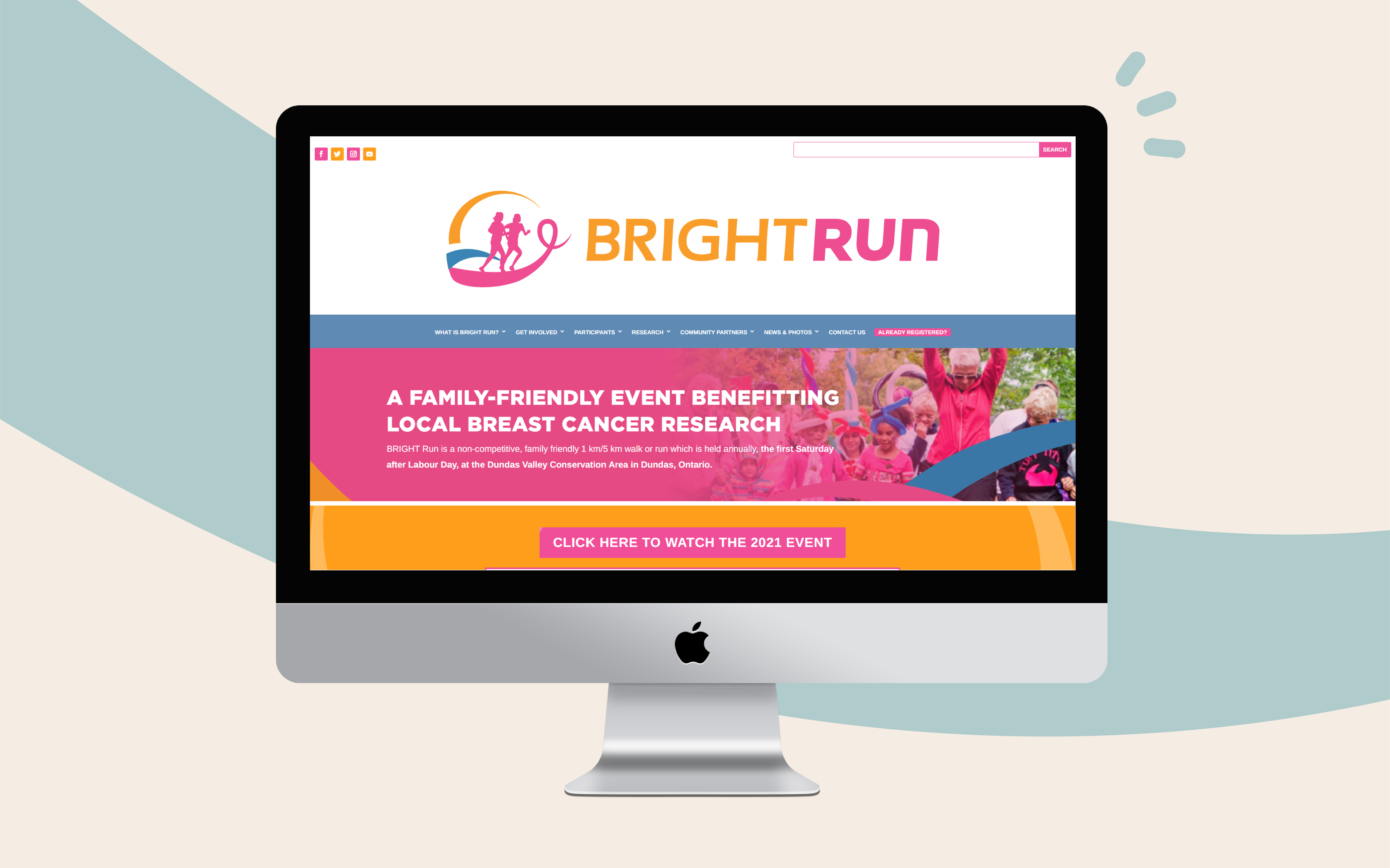 BRIGHT Run raises over $369,000 for local breast cancer research
